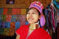 Karen Long Neck stock photos