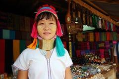 Karen Long Neck royalty free stock images