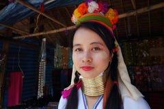 Karen Long Neck royalty free stock photos