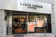 Karen Millen shop Stock Photo