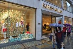 Karen Millen store Royalty Free Stock Photos