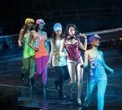 Karen Mok Beijing Concert 2009 Stock Photography
