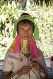 Karen Tribeswoman, Tailandia Fotografía de archivo
