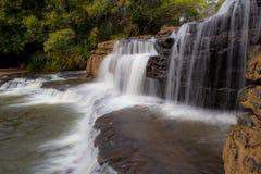 Karfiguela瀑布,布基纳法索 免版税库存照片