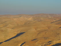 Karga berg i Amman, Jordanien royaltyfria foton