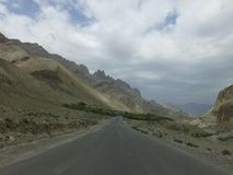 Kargil Imagen de archivo libre de regalías