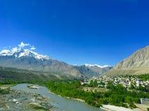 Kargil City Royalty Free Stock Photo