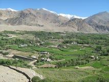 Kargil city in Ladakh-1 Stock Image