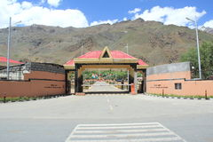 Kargil War Memorial. Royalty Free Stock Photo
