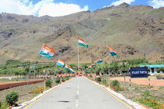 Kargil War Memorial. Royalty Free Stock Image