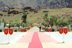 Kargil War Memorial-1. Stock Photo