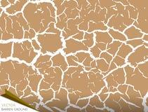 Kargt jordpassande för bakgrund eller textur Arkivfoto
