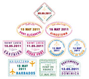 Karibisch Lizenzfreie Abbildung