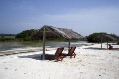 Karibische Ferien Stockbild
