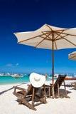 Karibische Ferien Stockfotos