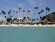 Karibische Ferien Lizenzfreies Stockfoto