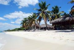 Karibische Insel lizenzfreies stockbild