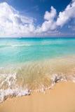 Karibische Wellen stockfotos