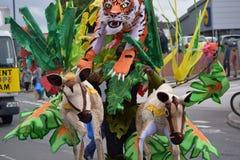 Karibisches Festival stockfoto