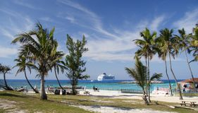 Karibisches Gefühl Lizenzfreies Stockbild