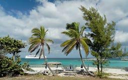 Karibisches Gefühl Lizenzfreie Stockfotografie