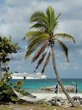 Karibisches Gefühl Stockbilder