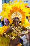 karibisk carnaval festival rotterdam Arkivbild