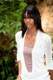 Karibisk docka Arkivbilder