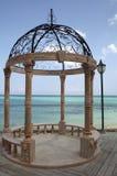 karibisk gazebo Royaltyfri Foto