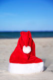 karibisk hatt santa Arkivbild