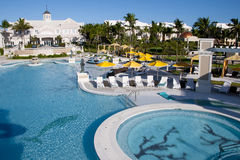 karibisk semesterort royaltyfri foto
