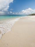 karibisk strand Royaltyfri Fotografi