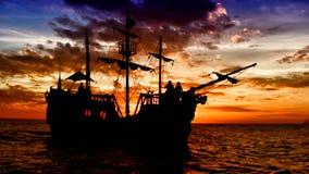 karibiska 04 piratkopierar Royaltyfria Foton