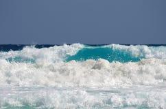 karibiskt hav Fotografering för Bildbyråer