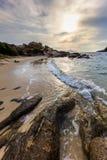 Karidi beach. Sithonia, Greece Stock Photo