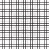 Kariertes nahtloses Muster des Vektor-einheitlichen Gitters Vektor Abbildung