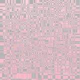 Kariertes Rosa des Tischdeckenmusters endlos - lizenzfreie abbildung