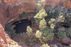 Национальный парк Karijini Стоковые Изображения RF