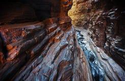 Karijini Nationaal Park Royalty-vrije Stock Afbeeldingen