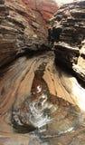 Karijini Nationaal Park, Westelijk Australië Royalty-vrije Stock Fotografie