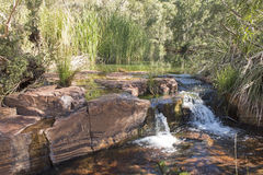 Karijini national park royalty free stock photos