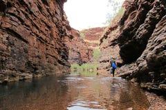 Karijini National Park, Western Australia Stock Images