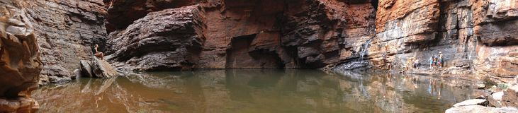 Karijini National Park, Western Australia Stock Photos