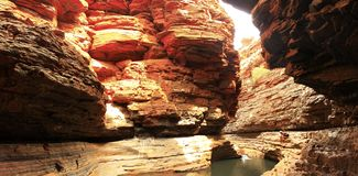 Karijini National Park, Western Australia Stock Photography