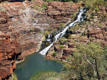 Karijini Nationalpark Stockbilder