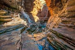 Karijini park narodowy Zdjęcie Stock