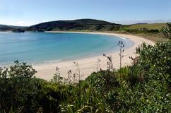 Karikari halvö - Nya Zeeland Arkivfoto