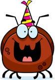 Karikatur Ant Birthday Party Lizenzfreies Stockbild