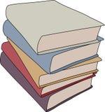 Karikatur-Bücher Lizenzfreie Stockfotografie