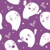 Karikatur holen auf ein Halloween-Thema lizenzfreie abbildung
